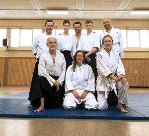 aikido everswinkel training